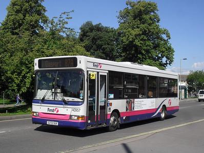 40957 - S372SUX - Stubbington - 29.6.11