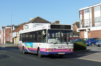 42778 - S678SNG - Eastney (Highland Road) - 22.2.14