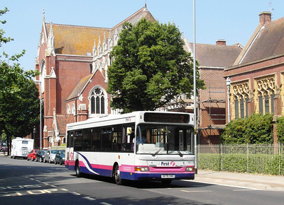 42778 - S678SNG - Portsmouth (Bishop Crispian Way) - 21.7.13