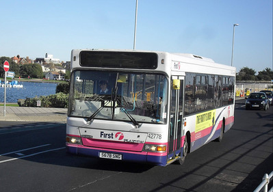 42778 - S678SNG - Southsea (South Parade Pier) - 30.1.11