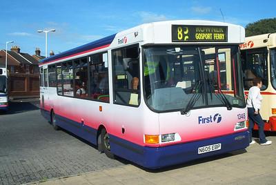 47305 - N605EBP - Fareham (bus station) - July 2003