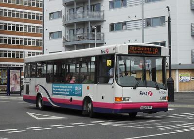 47306 - N606EBP - Cosham (bus interchange) - 26.4.10