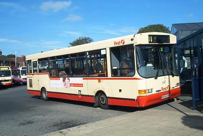 47304 - N604EBP - Fareham (bus station) - July 2003