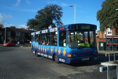 47301 - N601EBP - Fareham (bus station) - November 2003