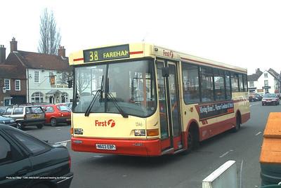47303 - N603EBP - Wickham - October 2002