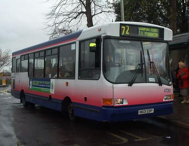 47301 - N601EBP - Stubbington - 5.4.04