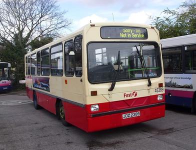 45389 - JDZ2389 - Hoeford depot - 30.3.08
