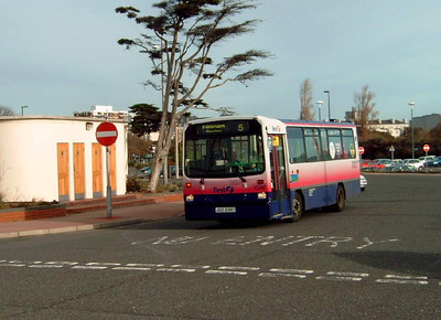 45387 - JDZ2387 - Southsea (Clarence Pier) - 12.11.05