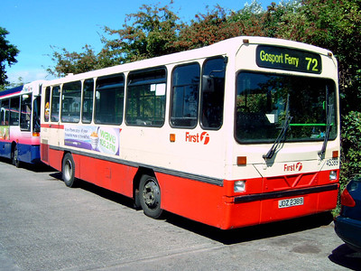 45389 - JDZ2389 - Hoeford depot - 29.8.05