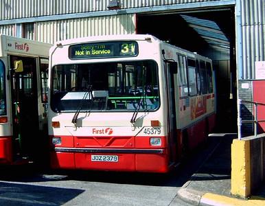 45379 - JDZ2379 - Hoeford depot - 29.8.05