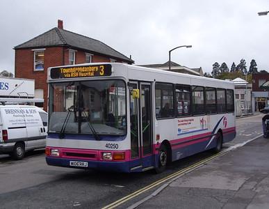 40250 - M106RRJ - Portswood (St Denys Rd) - 15.10.08