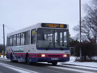 40262 - N630CDB - Locks Heath - 3.2.09