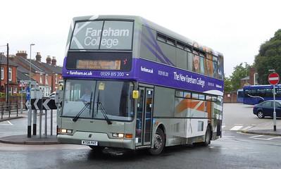 32708 - W708PHT - Fareham (Hartlands Road)