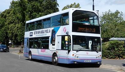 32765 - WJ55CSU - Gosport (Walpole Road)