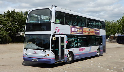 32763 - WJ55CSF - Gosport (bus station)