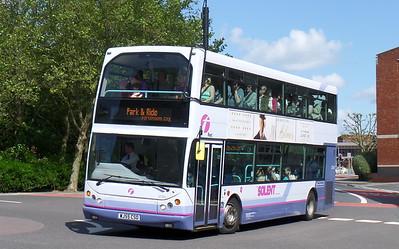 32764 - WJ55CSO - Portsmouth (Stanhope Road)