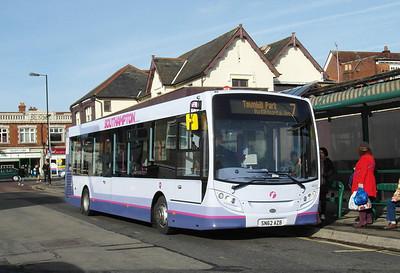 44530 - SN62AZB - Portswood (St Denys Road) - 26.1.13