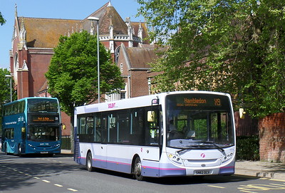 44534 - SN62DCX - Portsmouth (Bishop Crispian Way)