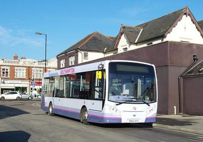 44527 - SN62AYV - Portswood (St Denys Road) - 13.1.13