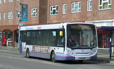 44508 - YX58HWG - Portsmouth (Queen St)