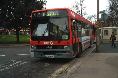 62548 - G108WRV - Southampton (city centre) - 3.4.04