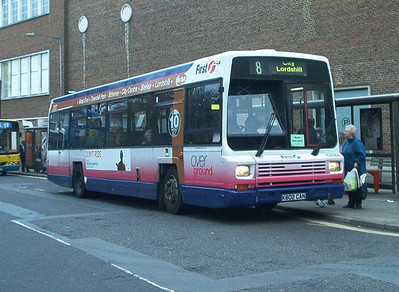 62682 - K802CAN - Southampton (city centre) - 3.4.04