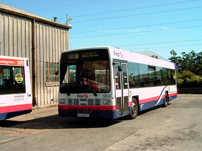 62630 - F630RTC - Hoeford Depot - 29.8.05