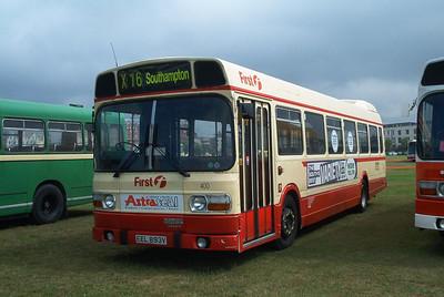 400 - EEL893V - Southsea Spectacular 2003