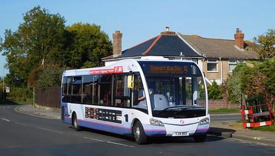53602 - YJ14BKD - Bridgemary (Wych Lane)
