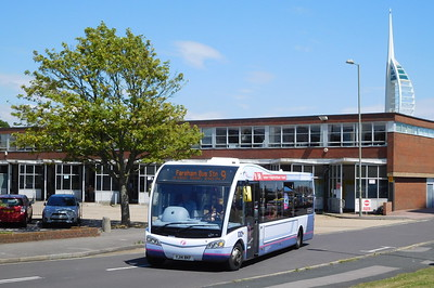 53604 - YJ14BKF - Gosport (bus station)