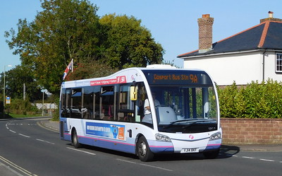 53604 - YJ14BKF - Bridgemary (Wych Lane)