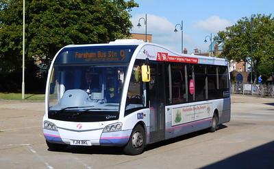 53607 - YJ14BKL - Gosport (bus station)