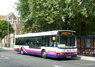 66130 - S120JTP - Portsmouth (Bishop Crispian Way) - 12.8.14
