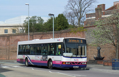 66130 - S120JTP - Portsmouth (Queen St) - 12.4.14