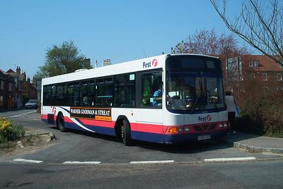 66156 - S356NPO - Hamble - April 2003
