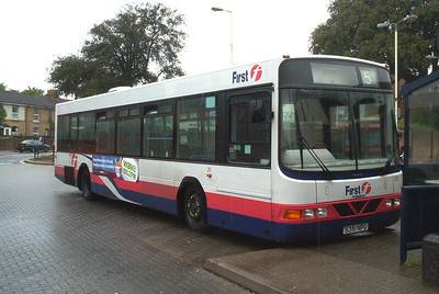 66151 - S351NPO - Fareham (bus station) - October 2003