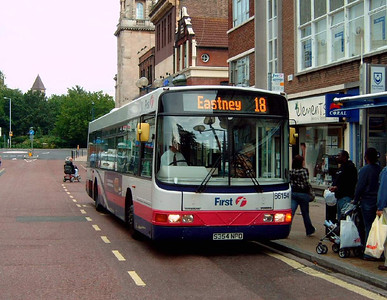66154 - S354NPO - Portsmouth (Commercial Road) - 22.8.07