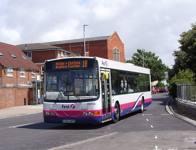 66154 - S354NPO - Eastney (Highlands Road) - 25.6.08