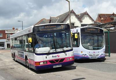 66153 - S353NPO - Portswood (St Denys Road) - 30.6.12