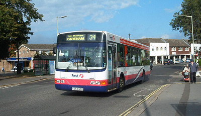 66154 - S354NPO - Stubbington - September 2003