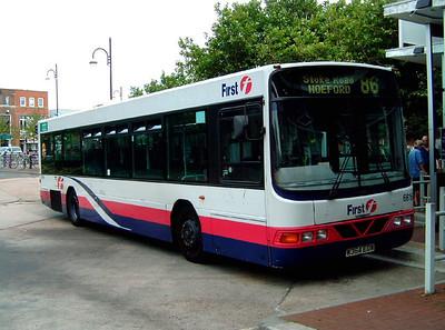 66164 - W364EOW - Gosport (Ferry) - 13.8.05
