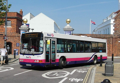 66176 - W376EOW - Portsmouth (The Hard) - 26.7.12