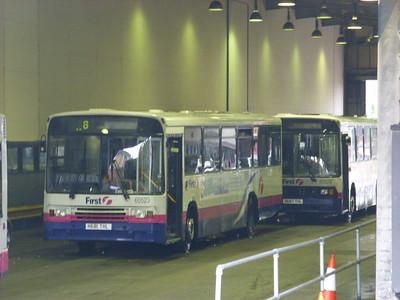 60523 - H681THL - Portswood depot - 9.9.08