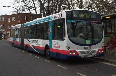 10134 - X134FPO - Southampton (city centre) - 3.4.04