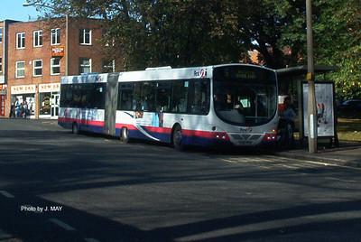 10144 - X144FPO - Southampton (city centre) - 3.4.04