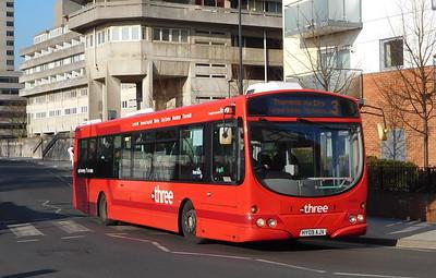 69385 - HY09AJV - Southampton (Blechynden Terrace)