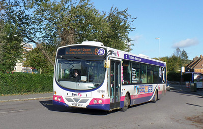 69386 - HY09AZB - Cosham (Highbury Buildings) - 29.10.13