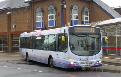 69246 - YJ07WFN - Eastleigh (bus station)