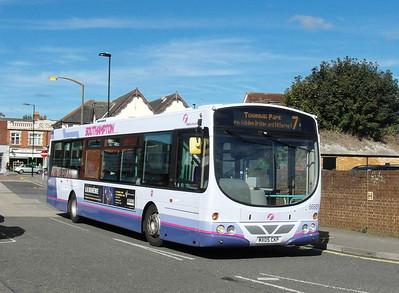 66881 - MX05CXP - Portswood (St Denys Road) - 6.10.12