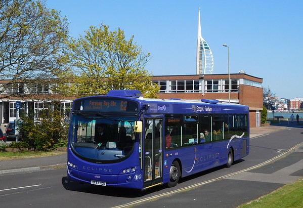 Volvo B7RLE (Eclipse buses)